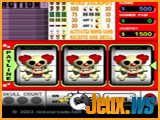 jeu casino du clown