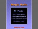Jeu De flash magic balls