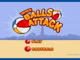 Jeu De when balls attack