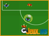 Jeu De actions de foot