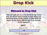 Jeu De drop kick