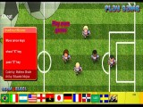 Jeu De football game