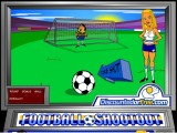 Jeu De football shootout