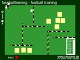 Jeu De football training
