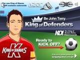 Jeu De king of defenders
