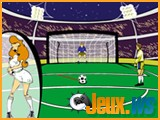 jeu penalty strip tease