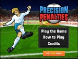 Jeu De precision penalties