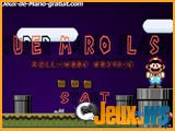 jeu super mario flash halloween version