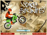 Jeu De bike stunts