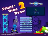 Jeu De stunt bike draw 2