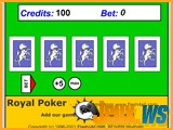 jeu royal poker