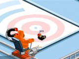 Jeu De curling singes