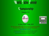 jeu world table tennis