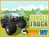 jeu de truck jungle